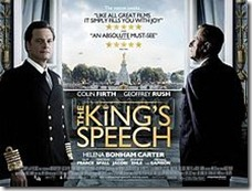 Kings Speech Poster